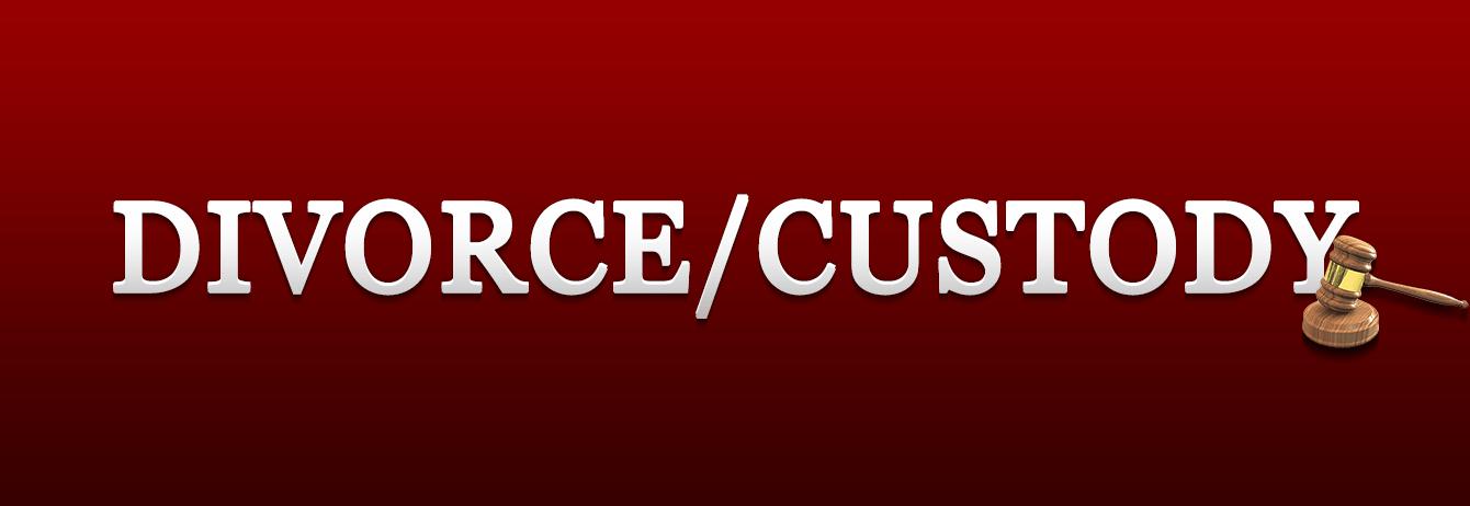 Divorce & Child Custody